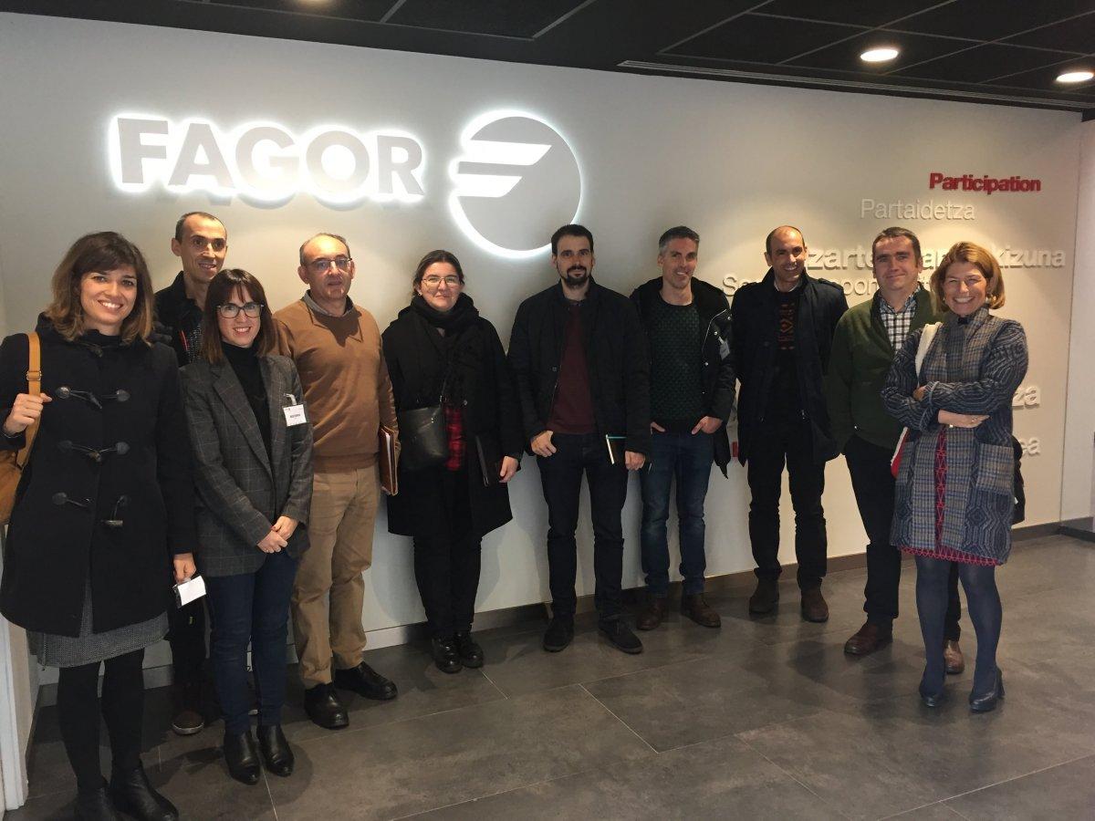 KONIKERek Fabrikazio Aurreratu eta 4.0 buruzko AFMko Batzorde Teknikoan parte hartu du